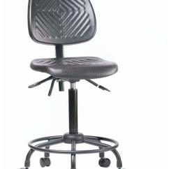 Round Base Chair Covers In Johannesburg Fisherbrand Polyurethane Medium Back Casters No Arms