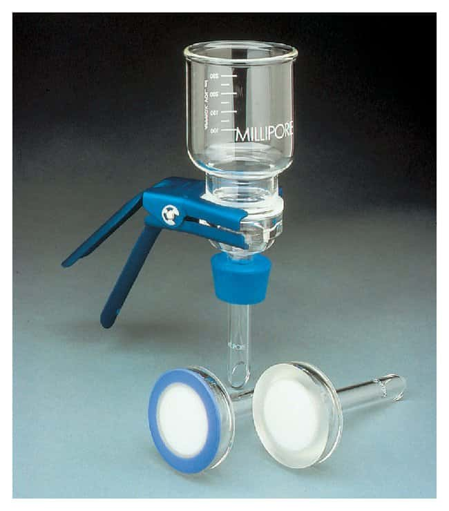MilliporeSigma™ Glass Vacuum Filter Holder, 47mm: Filtration Products   Fisher Scientific