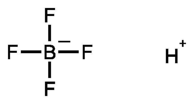 Fluoroboric acid, 50 wt.% solution in water, ACROS