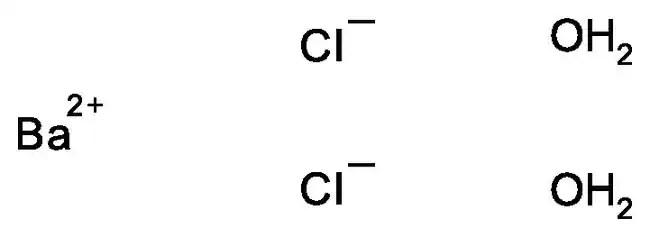 Barium chloride dihydrate, 99+%, ACS reagent, ACROS