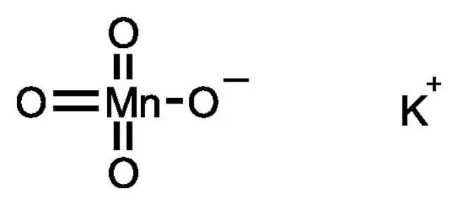 Potassium permanganate, 99+%, ACS reagent, ACROS Organics