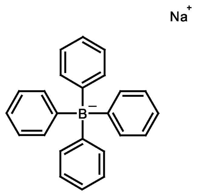 Tetraphenylboron sodium, ACS reagent, ACROS Organics™