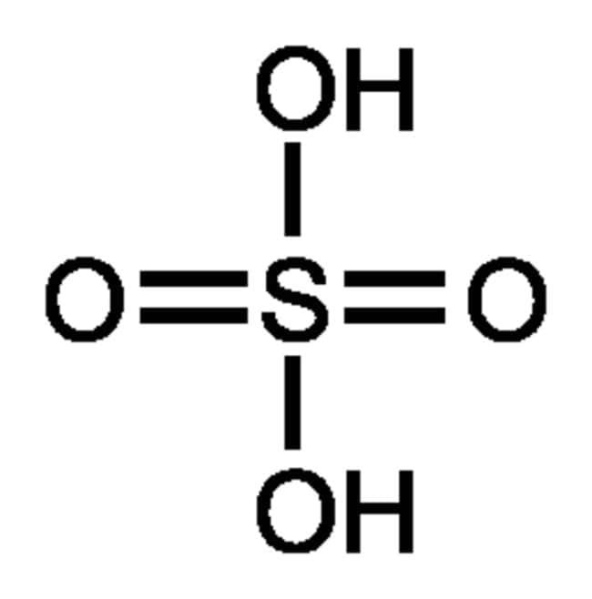 Sulfuric acid, for analysis ACS, 95% solution in water