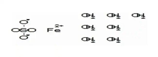 Iron(II) sulfate heptahydrate, 99.5%, for analysis, ACROS