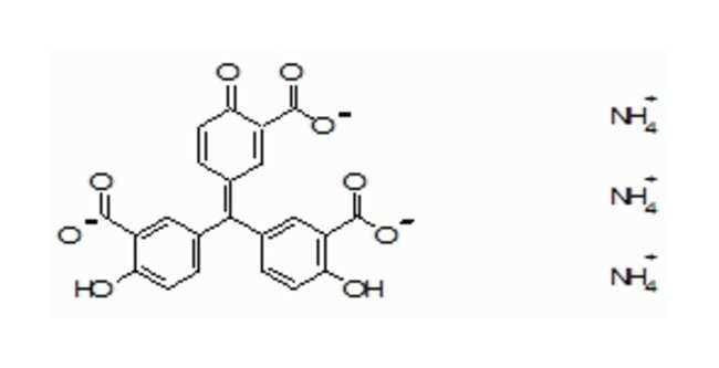 Aluminon, ACS reagent, ACROS Organics :Chemicals:Organic
