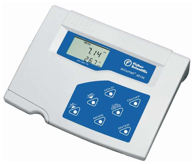 Fisherbrand accumet AE150 pH Benchtop Meter With stand
