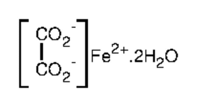 Iron(II) oxalate dihydrate, 99%, Alfa Aesar™: Carboxylic acid derivatives Carboxylic acids and