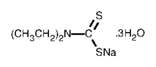 Alfa Aesar Sodium diethyldithiocarbamate trihydrate, ACS