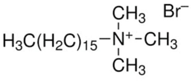 Cetyltrimethylammonium bromide, &98%, Molecular biology