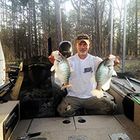 Best Places to Fish for Crappie: Grenada Lake, Mississippi ...