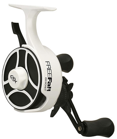 13 Fishing FreeFall Ghost Inline Reel