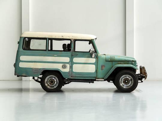 1960s Toyota Land Cruiser Custom