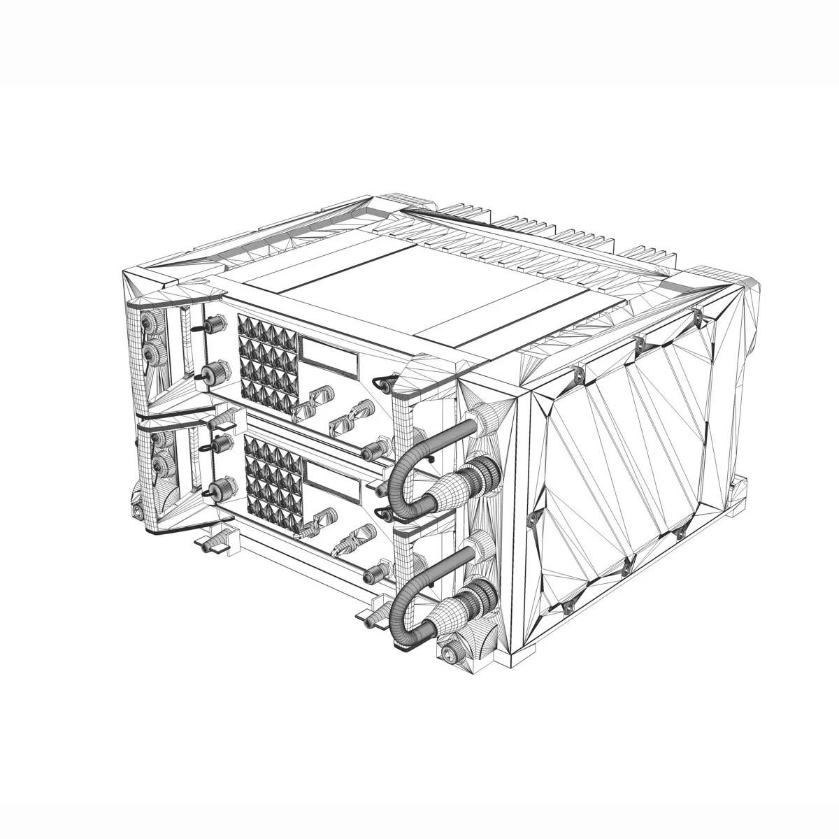 Uhf Military Radio System