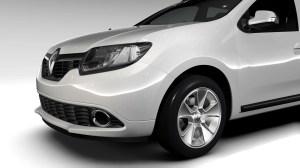 Renault Logan MCV 2016 3D Model – Buy Renault Logan MCV