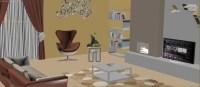 Interior design living room 3D Model  Buy Interior design ...
