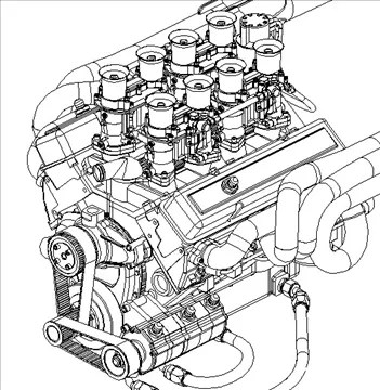 V8 Engine Twin Turbo V12 Engine Twin Turbo Wiring Diagram