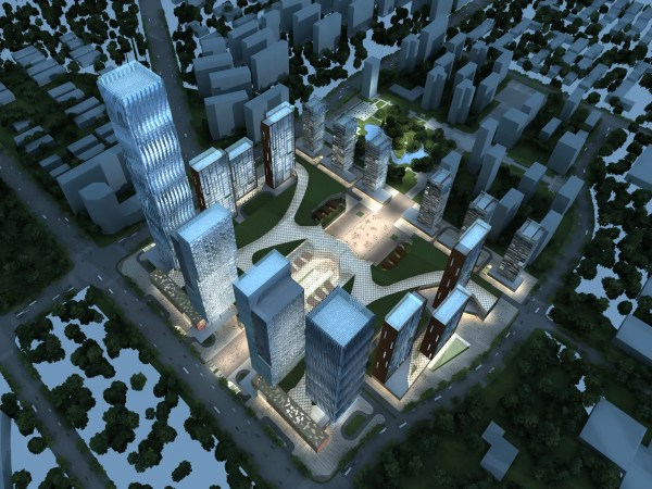 3d City Models Free Download - Year of Clean Water