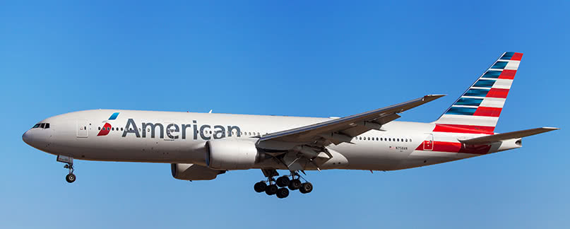 american airlines compensation for