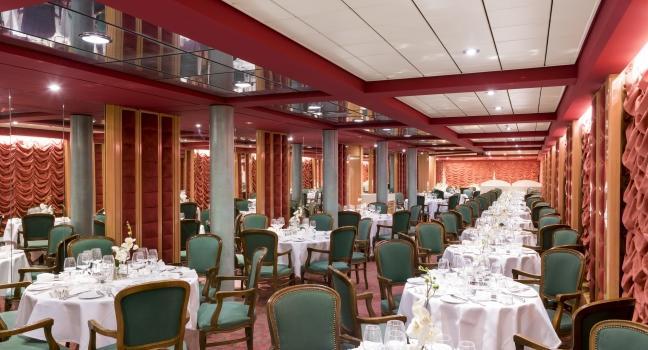 MSC Armonia Dining Review  Fodors