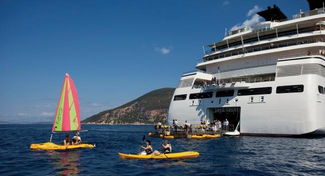 Seabourn Odyssey Review Fodors