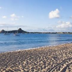 Inflatable Chairs For Adults Desk Chair Icon Reduit Beach Review - St. Lucia Caribbean Sight | Fodor's Travel