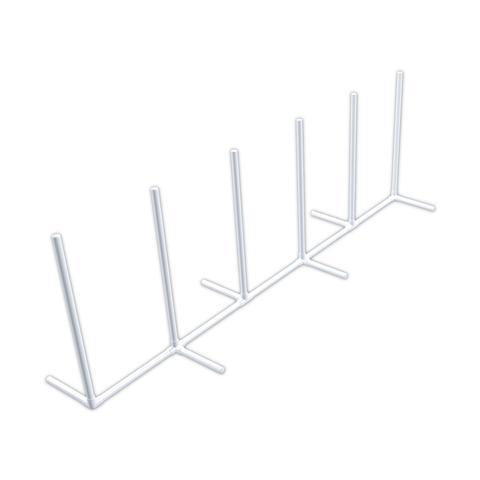 PVC Dog Agility Weave Poles