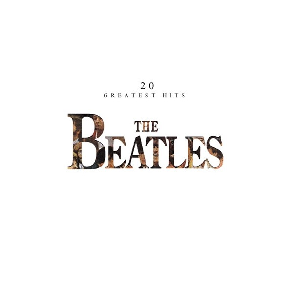 The Beatles: 20 Greatest Hits Piano/Vocal Edition