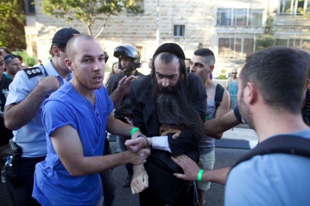 The Ultra Orthodox Hatred Behind The Stabbing At Jerusalem Gay Pride
