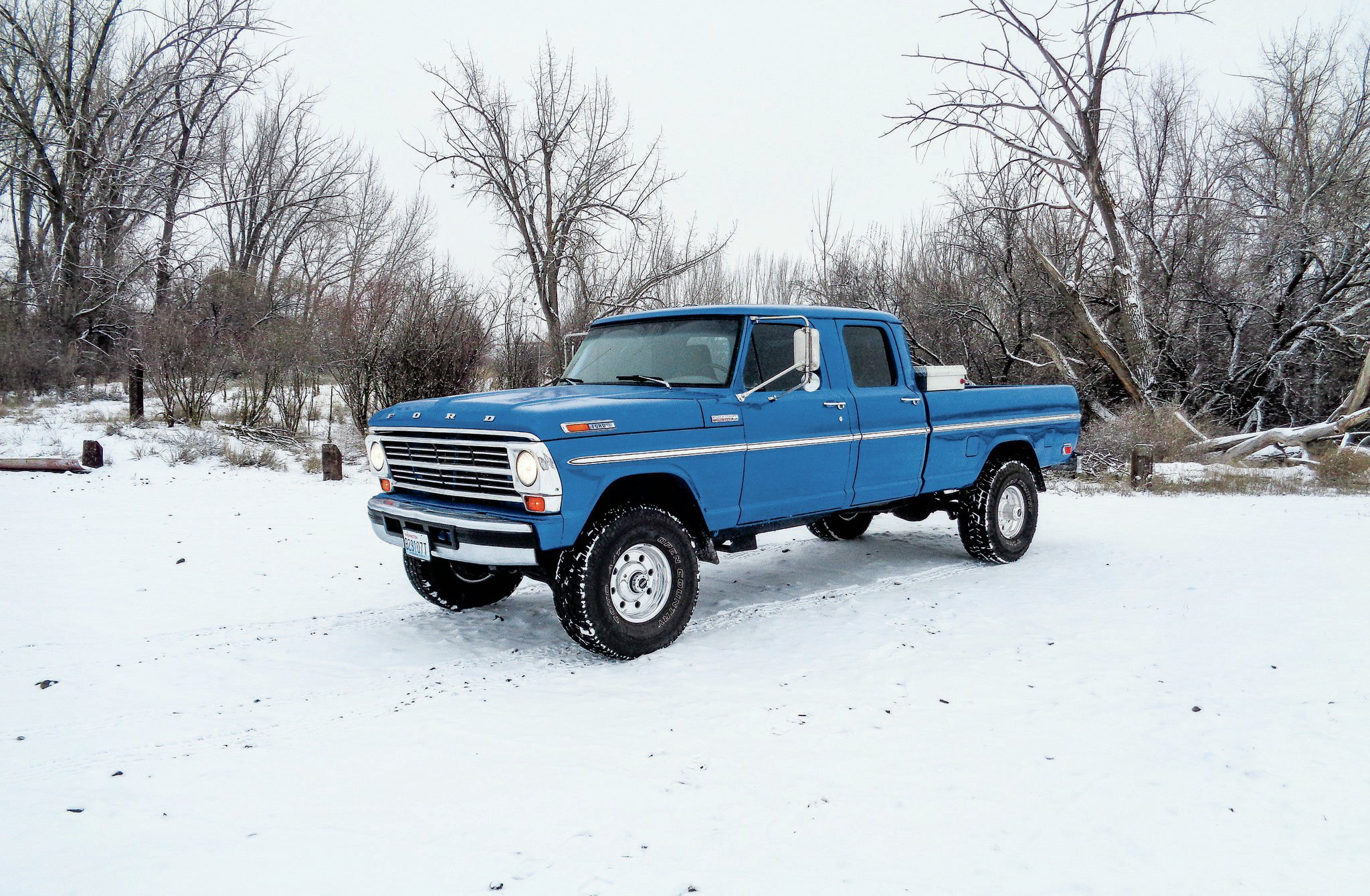 small resolution of a 1971 ford f 250 hiding 1997 secrets frankenstein s monster