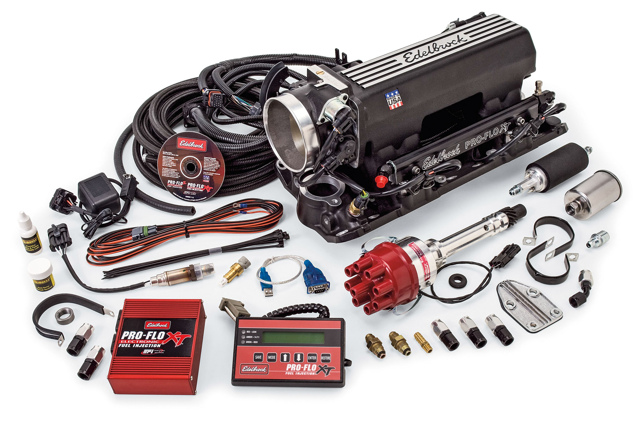 small resolution of fuel injection kits to replace your carb carb to tbi wiring harness kit
