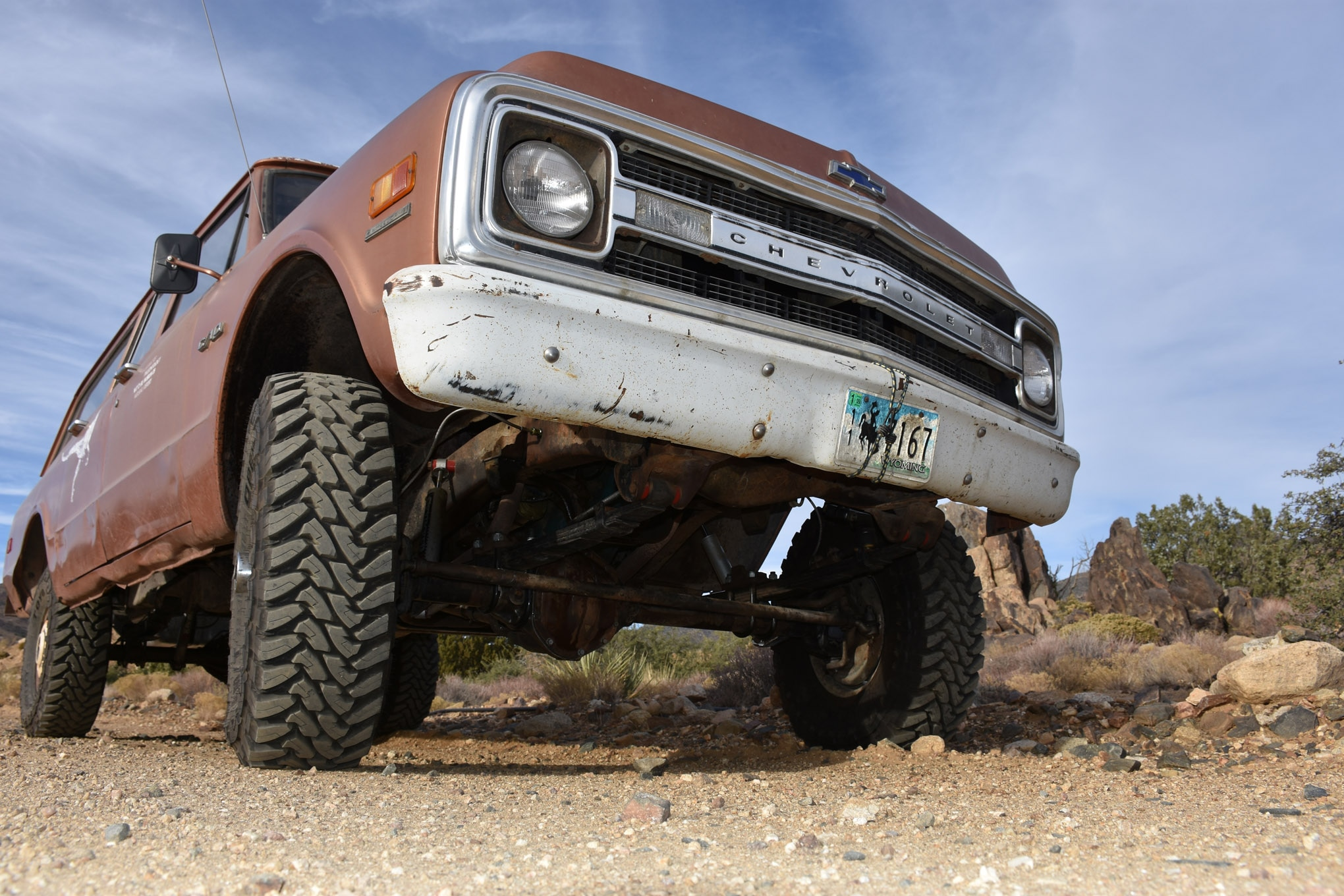 medium resolution of dino gets disc brakes limited slip differentials