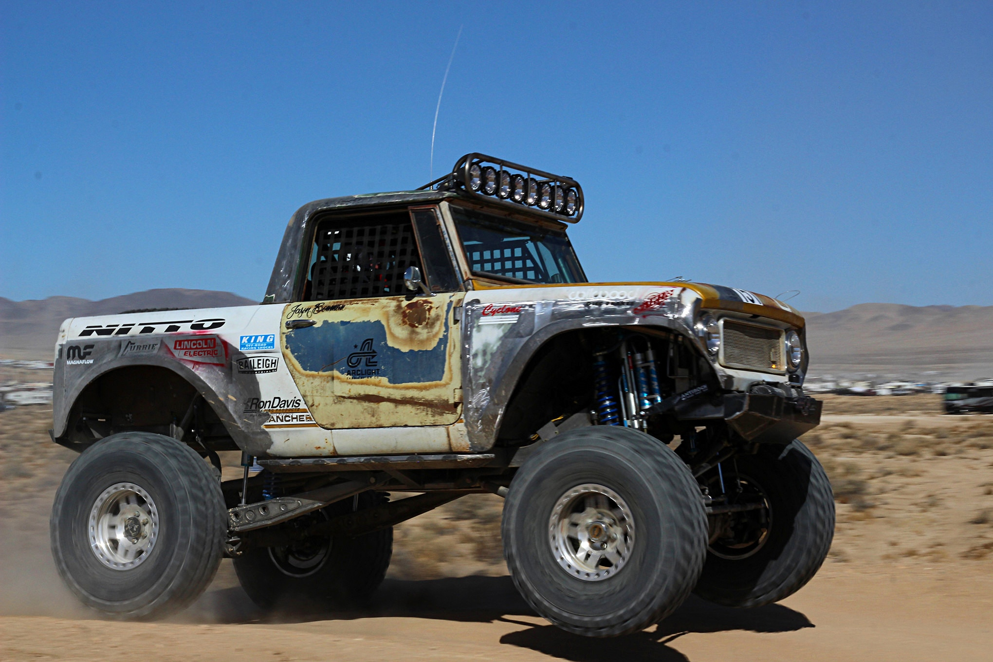 hight resolution of o24 scouting kaufman scout desert testing