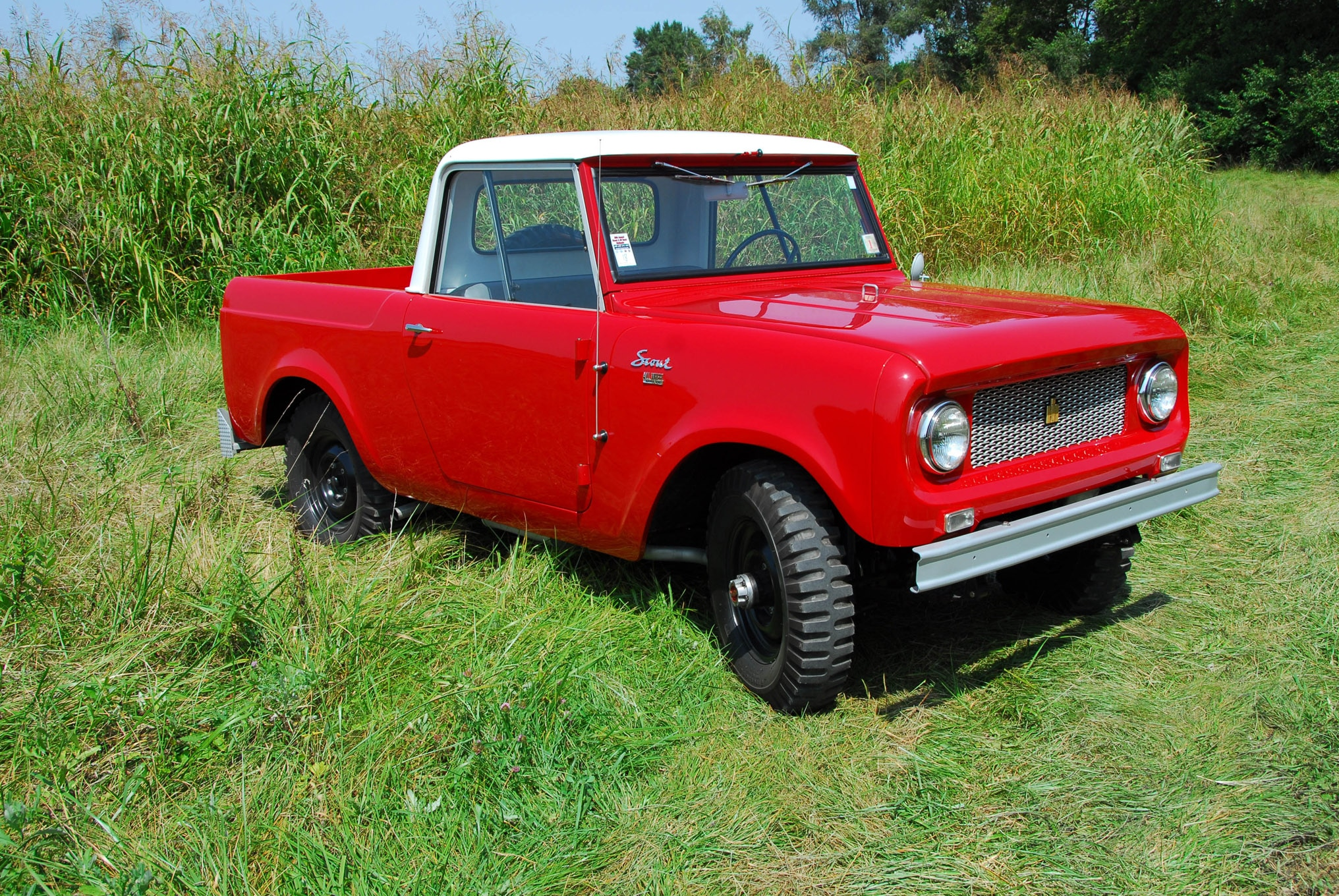 medium resolution of backward glances scout hearted 1961 cab top