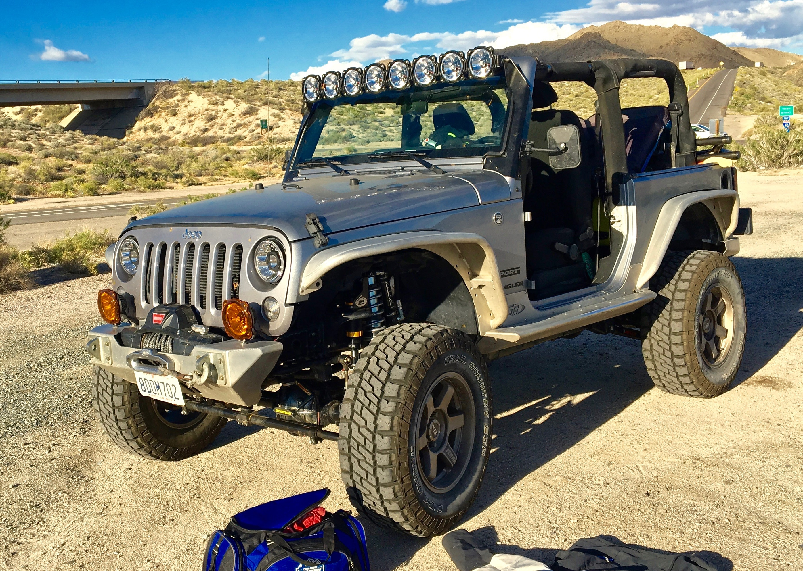 medium resolution of driving topless and doorless to moab easter jeep safari 2019 ejs2019