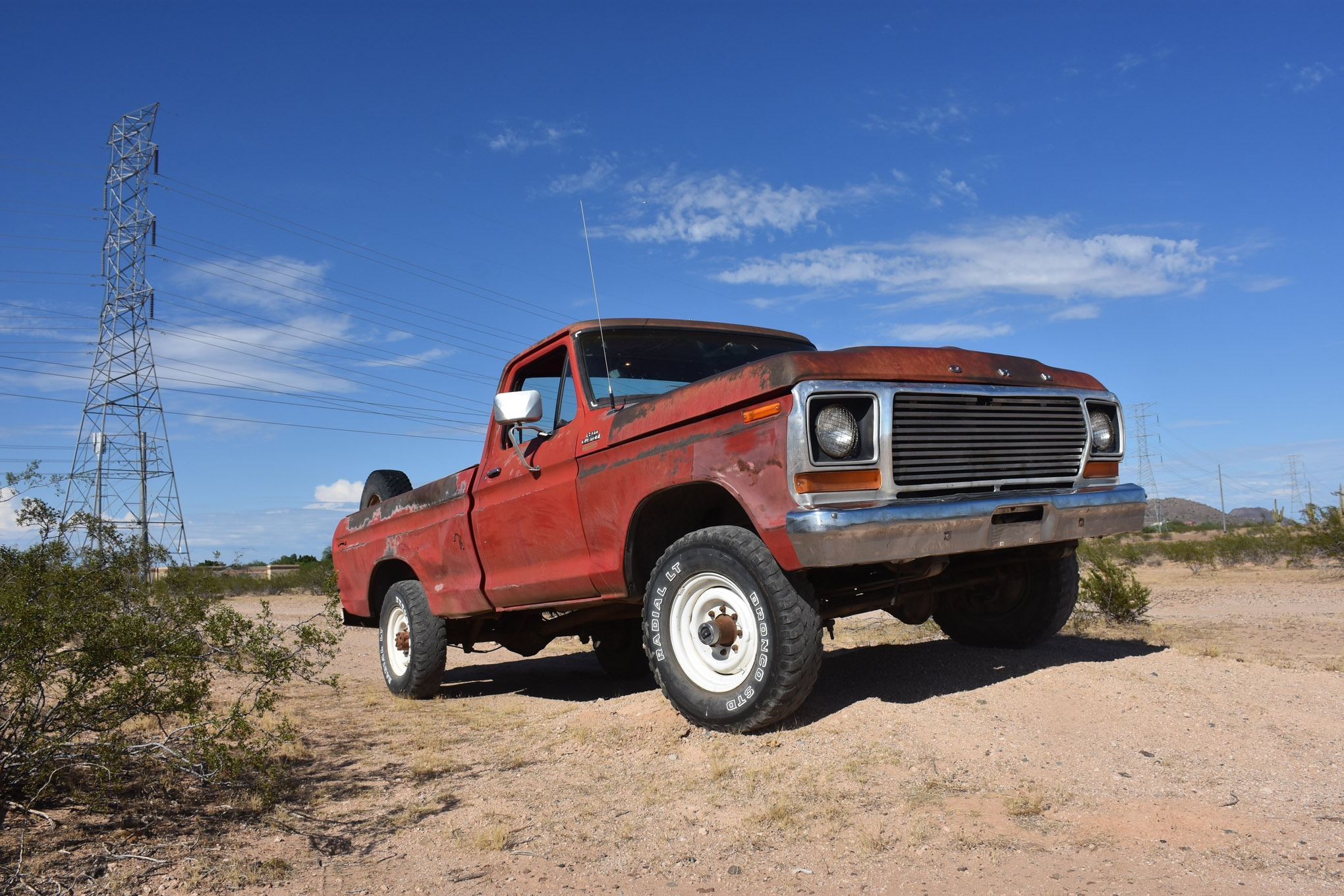hight resolution of buying a classic ford to build for off roading