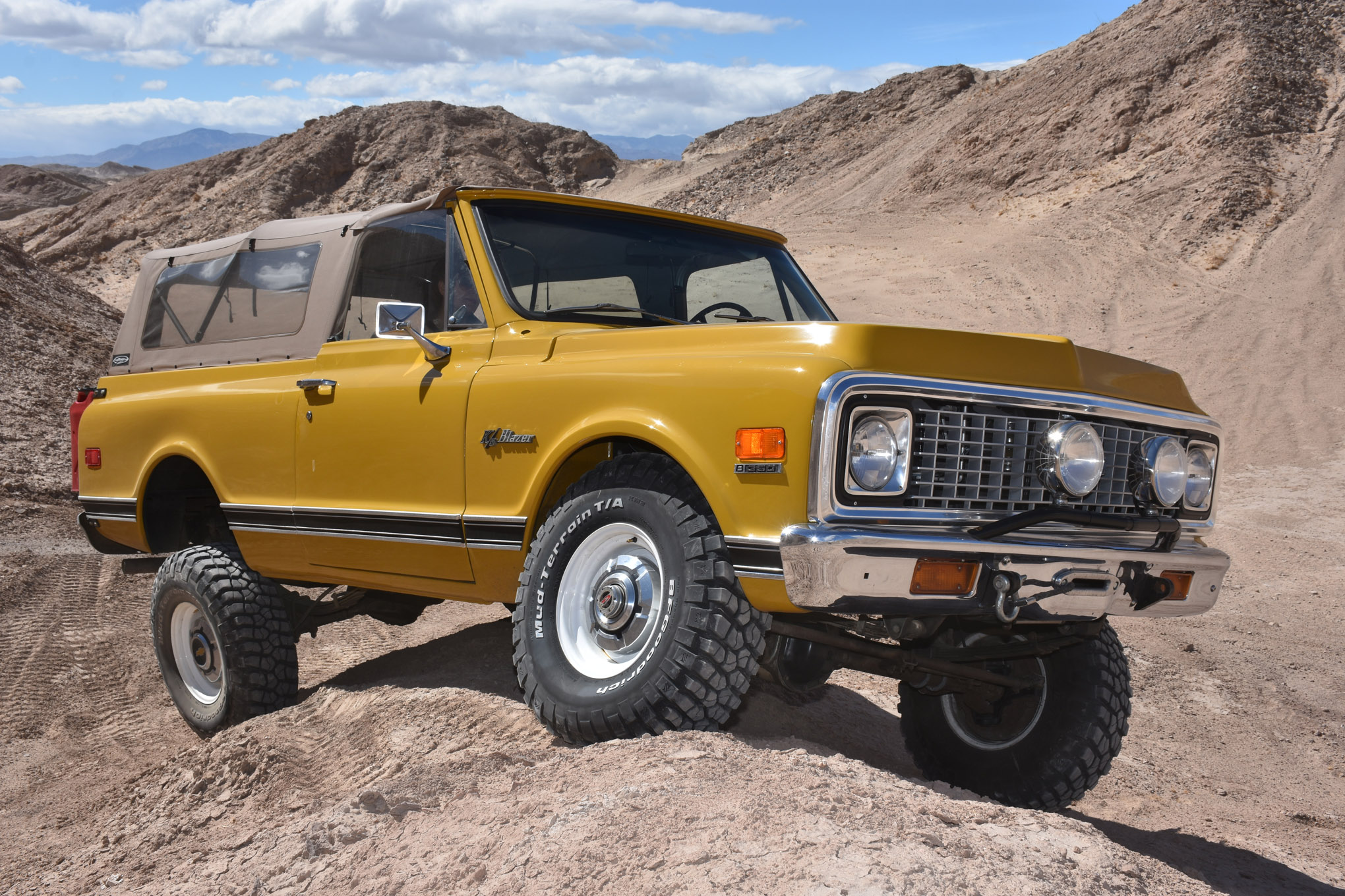 hight resolution of 1972 chevy blazer with a few tricks