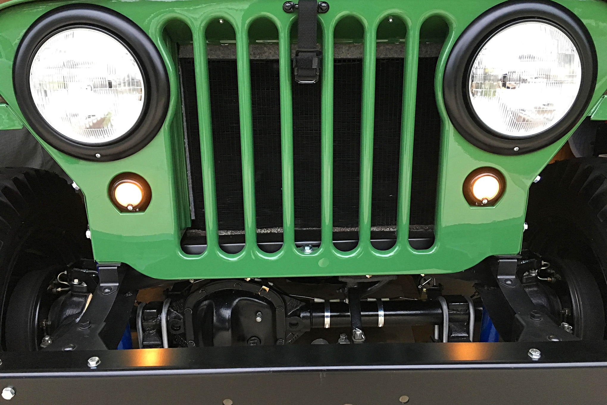 small resolution of 1946 jeep cj 2a rewiring made easyearly cj5 jeep wiring diagram 13