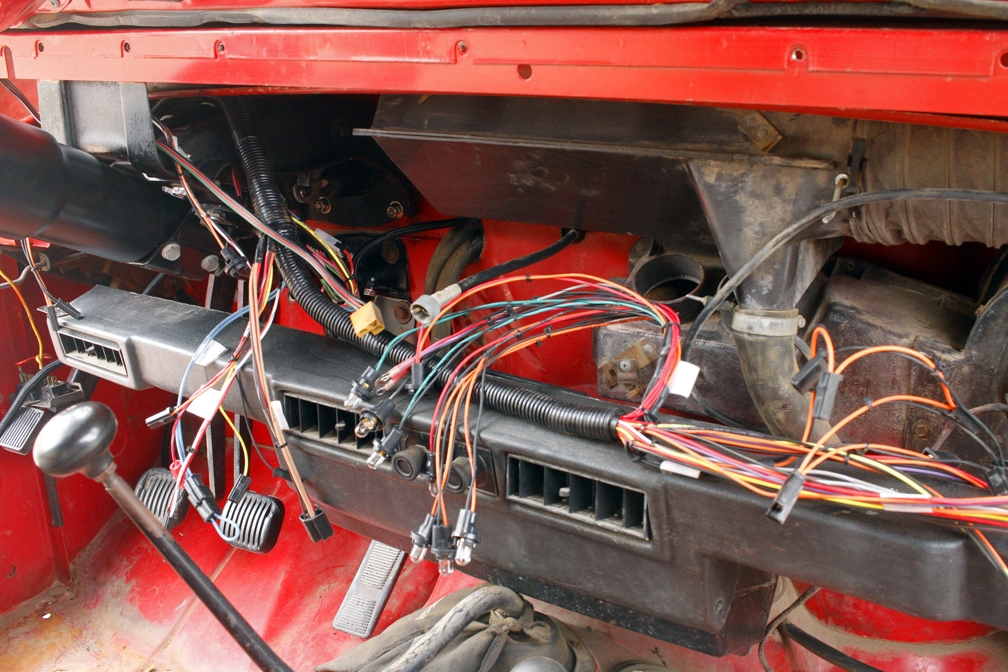 cj wiring diagram on cj wiring diagram 1952 jeep cj heater diagram  [ 2040 x 1360 Pixel ]