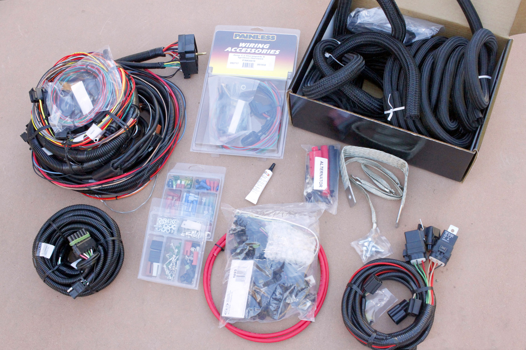hight resolution of 10150 painless wiring harness wiring diagram 10150 painless wiring harness