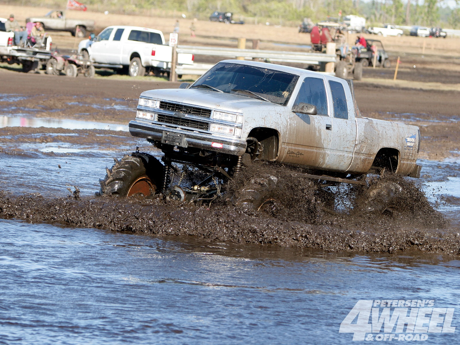 medium resolution of anatomy of a mud truck 1997 chevy 1500 silverado