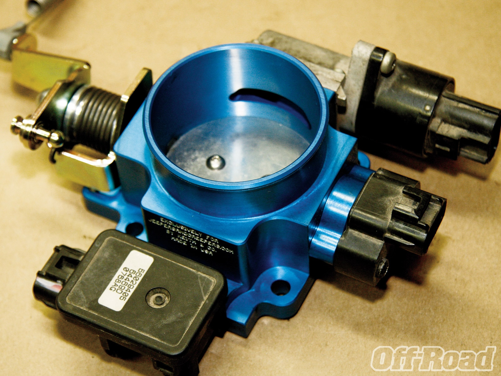 small resolution of 1997 jeep tj throttle body upgrade 4 0l better breathing