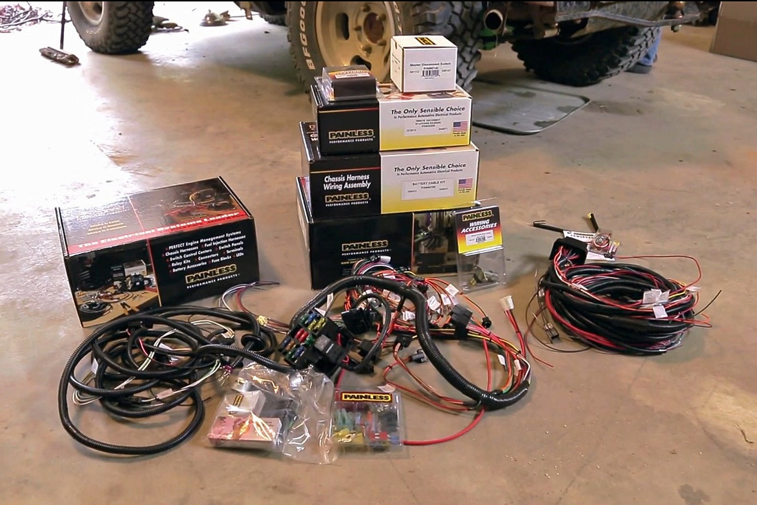 small resolution of painless cj wiring harness wiring diagram schematics cj7 painless wiring harness cj7 painless wiring harness