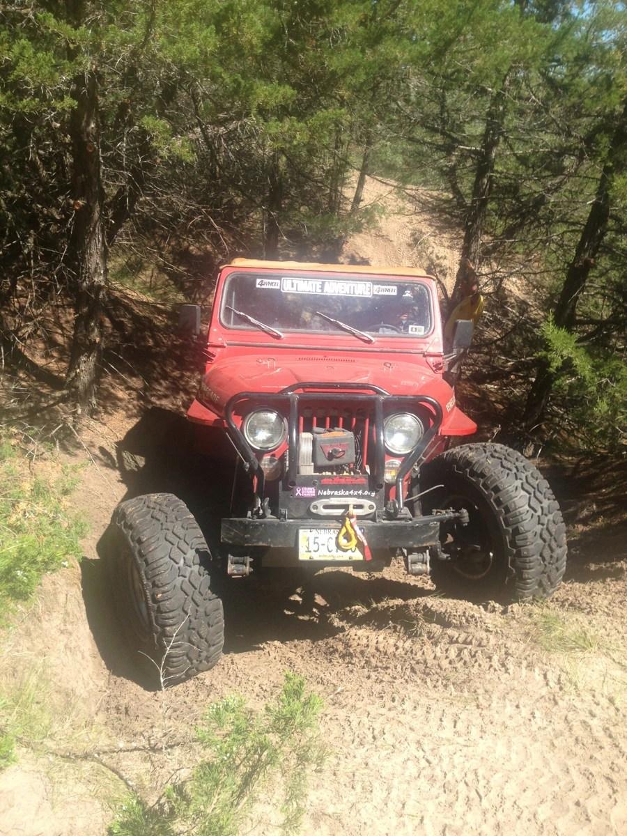 medium resolution of  blazer jeep cj7