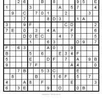 free printable sudoku sheets: Sudokufree Intermediate