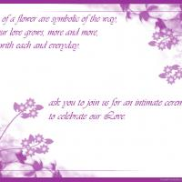 Invitation Wordings For Marriage Friends In English Wedding