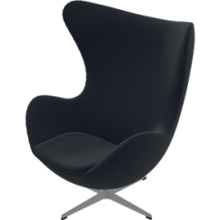 Jehs Laub Lounge Chair Covers And Bows Hire Egg - 3316, Fritz Hansen