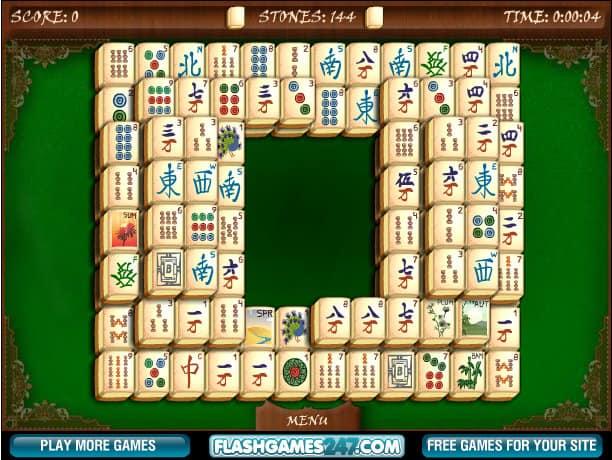 Mahjong 247 Game FunnyGamesin