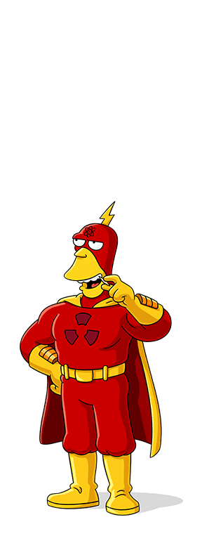 simpsons characters simpsons world
