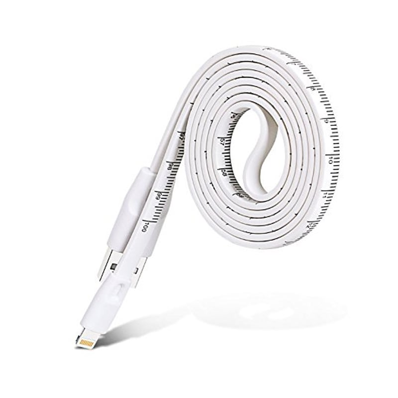 Spider Designs SD-029 Ruler Cable For iPhone 5/5s/6 Sync