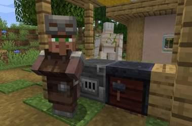 How to change villager jobs in Minecraft Gamepur